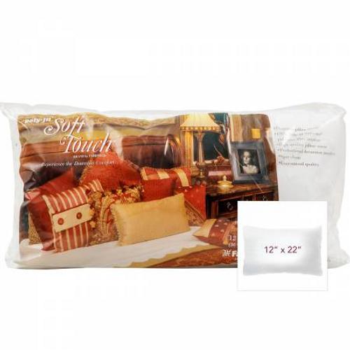Bolster pillow 12 x 22