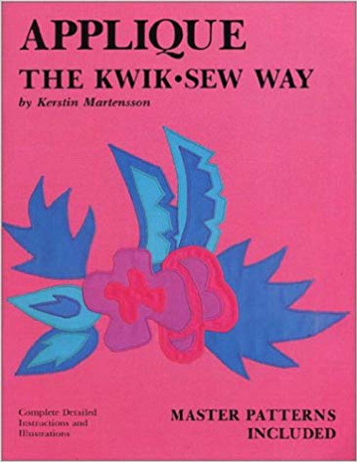 Applique the Quick Sew Way