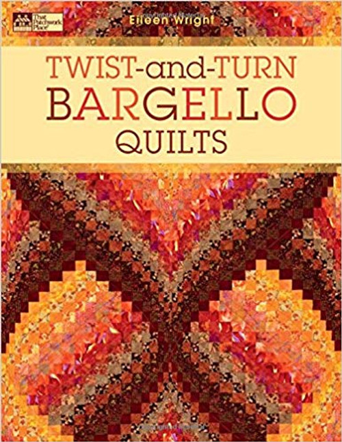 Twist-and-Turn Bargello Quilt