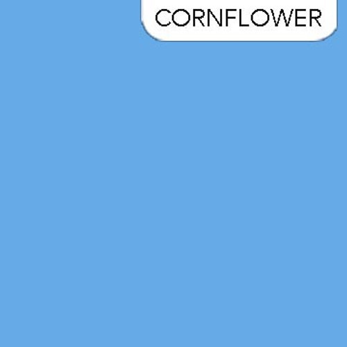 Cornflower 421 (actual color may vary slightly from your monitor)