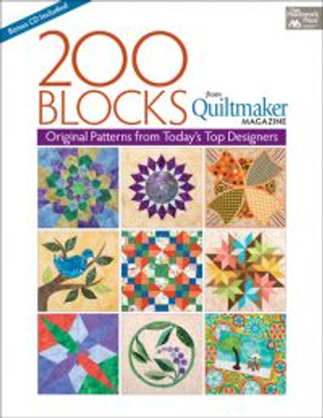 200 BLOCKS from Quiltmaker Magazine