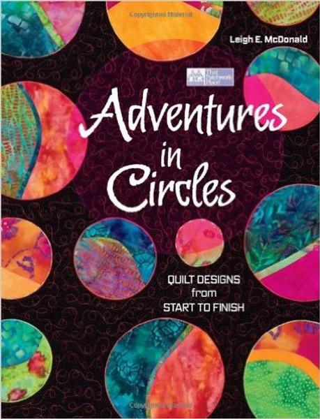 Adventures in Circles by Leigh E. McDonald