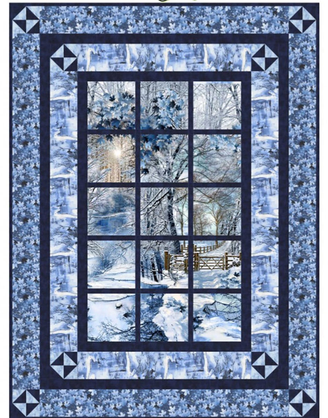 Alpine Retreat Pattern and Quilt Kit