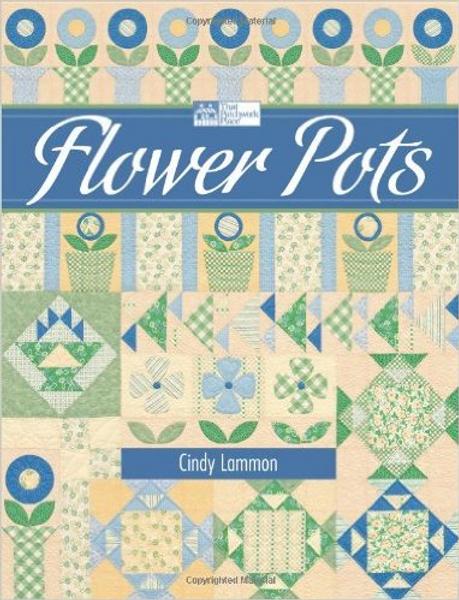 Flower Pots (That Patchwork Place)