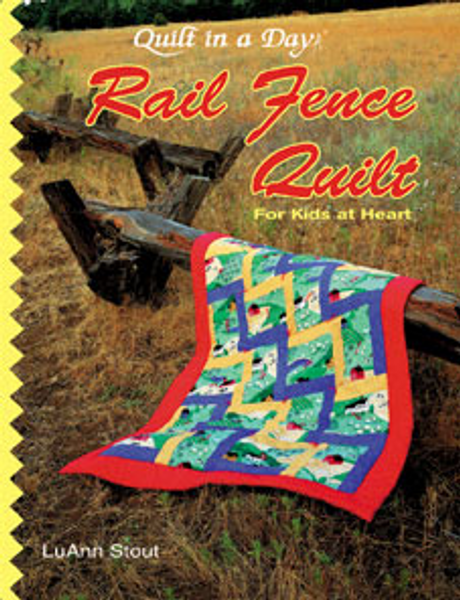 Rail Fence Quilt