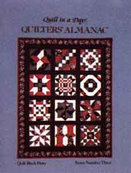 Quilter's Almanac Block Party Three