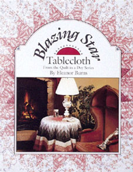 Blazing Star Tablecloth