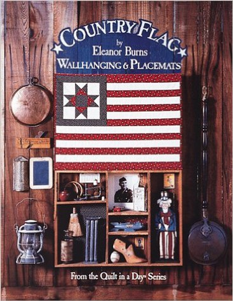 Country Flag Wallhanging and Placemats