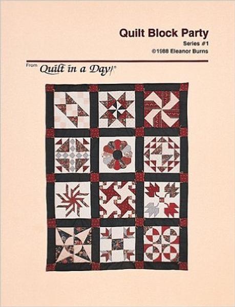 Quilt Block Party (Series, No 1)