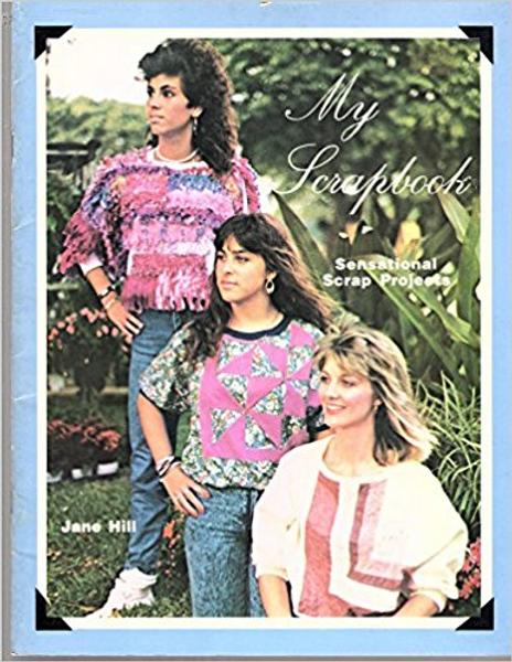my scrapbook by Jane Hill