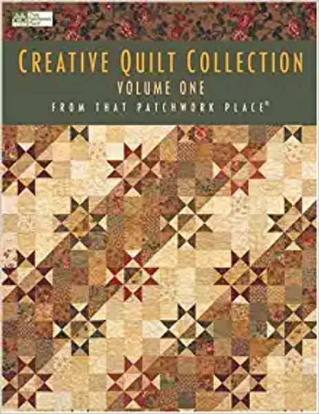 Creative Quilt Collection Volume One