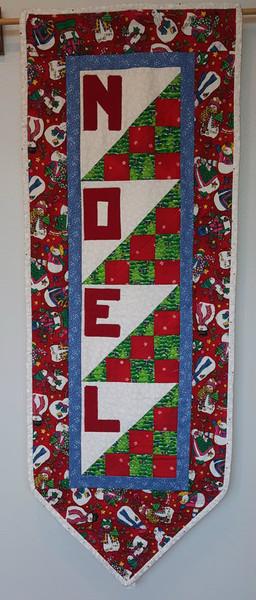 NOEL wall or door hanging