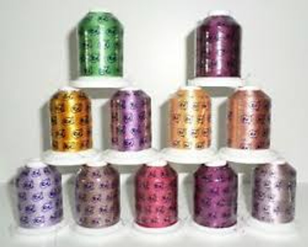 Robison Anton 40 wt Embroidery thread--rayon