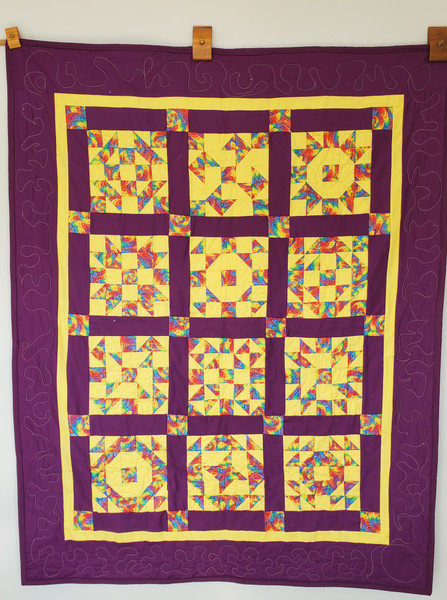 A Happy Quilt
