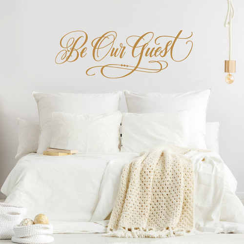 be our guest HL light brown