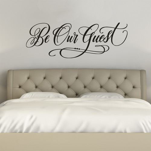 Be our Guest HL black