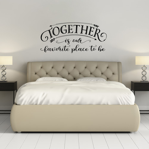 together is our favorite place far