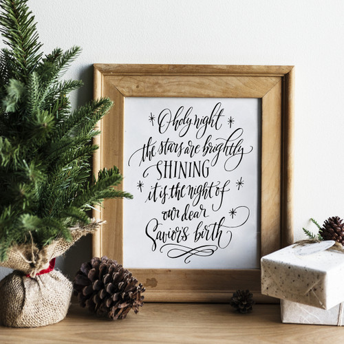 O holy night Printable