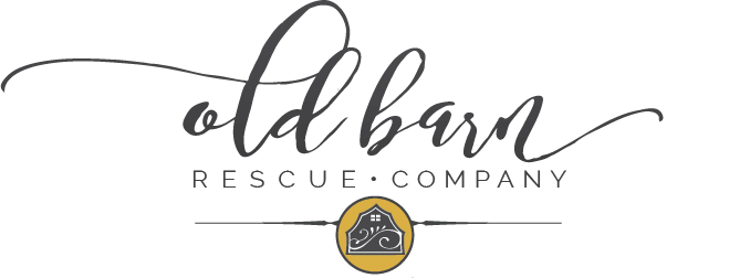 Old Barn Rescue
