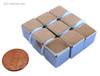 Neodymium Cube Magnet, 1/2 inch