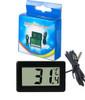 Digital thermometer with sensor probe