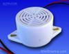 Low voltage small round buzzer