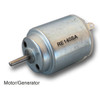 Toy motor, Hobby motor, DC Motor and Generator