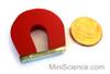 Horseshoe Magnet, 1 inch high, ALNICO, Wholesale