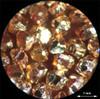 Magnified image of CU12HP copper granules