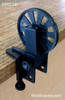 Table Clamp Pulley, Plastic
