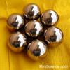 7 solid brass balls