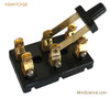 Knife Switch DPDT (Brass contacts and Steel screws)