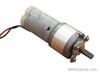 DC Motor, low speed gear motor, 3-18 Volt (Also a generator)