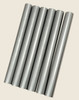 High density, high purity, high conductivity graphite rod
