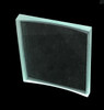 Glass Cylindrical Lens, Plano-Concave 50 x 45 mm, Power: 7D