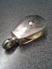 Metal Pulley, Single, 25mm Wheel