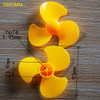 Specifications and size of 3-blade propeller 3B90MM