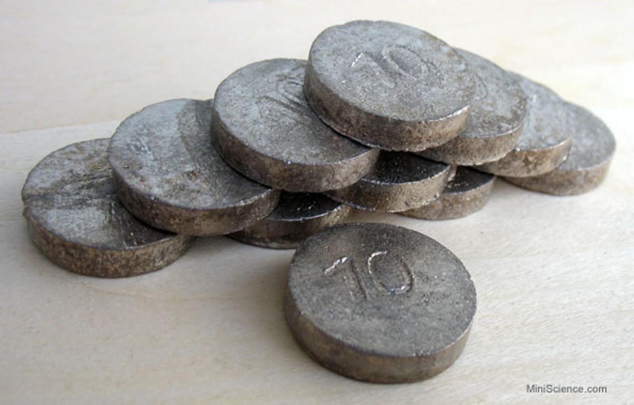 Bismuth Pellets (Pack of 10)