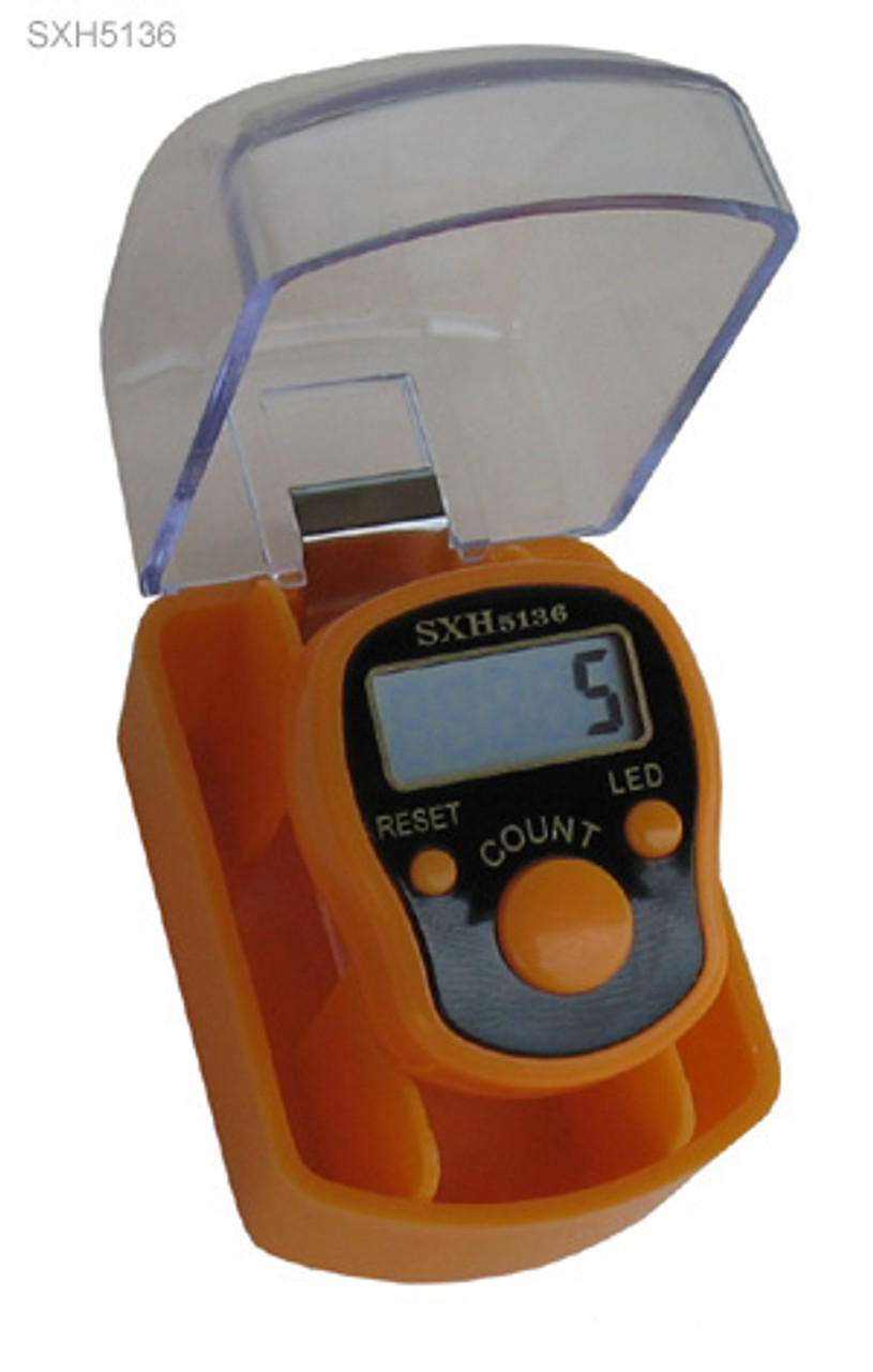 Finger Counter, Tally counter, Digital Clicker,  counts to 99999