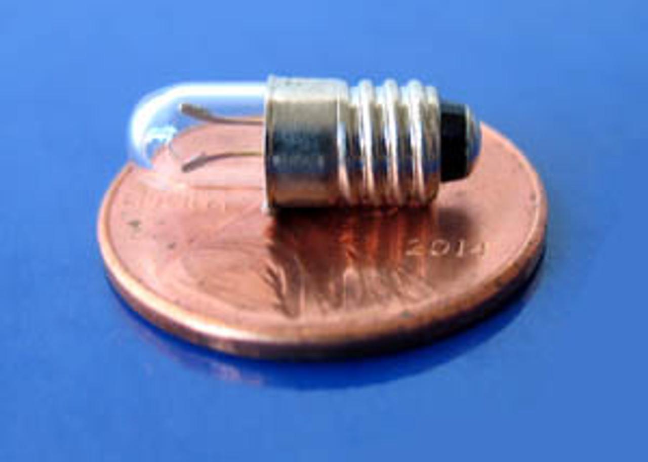 Subminiature Light Bulb, E5.5, 6V, 40 mA, One unit