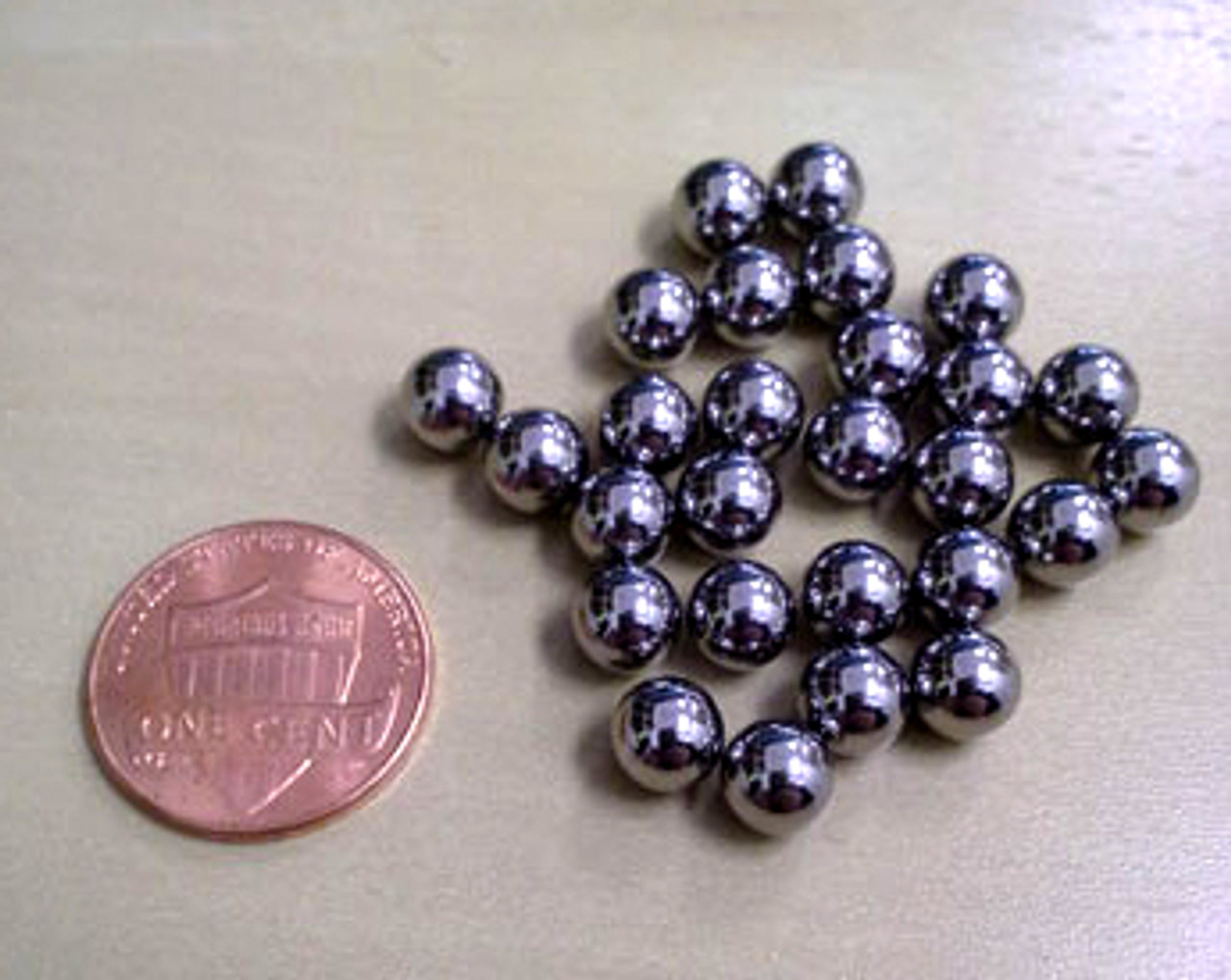 "Steel Balls 1/4"" Diameter (Pack of 10)"