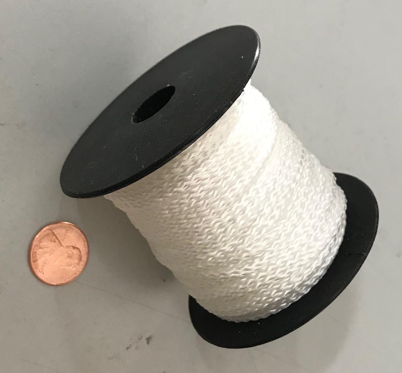 Nylon string for educational plastic pulleys
