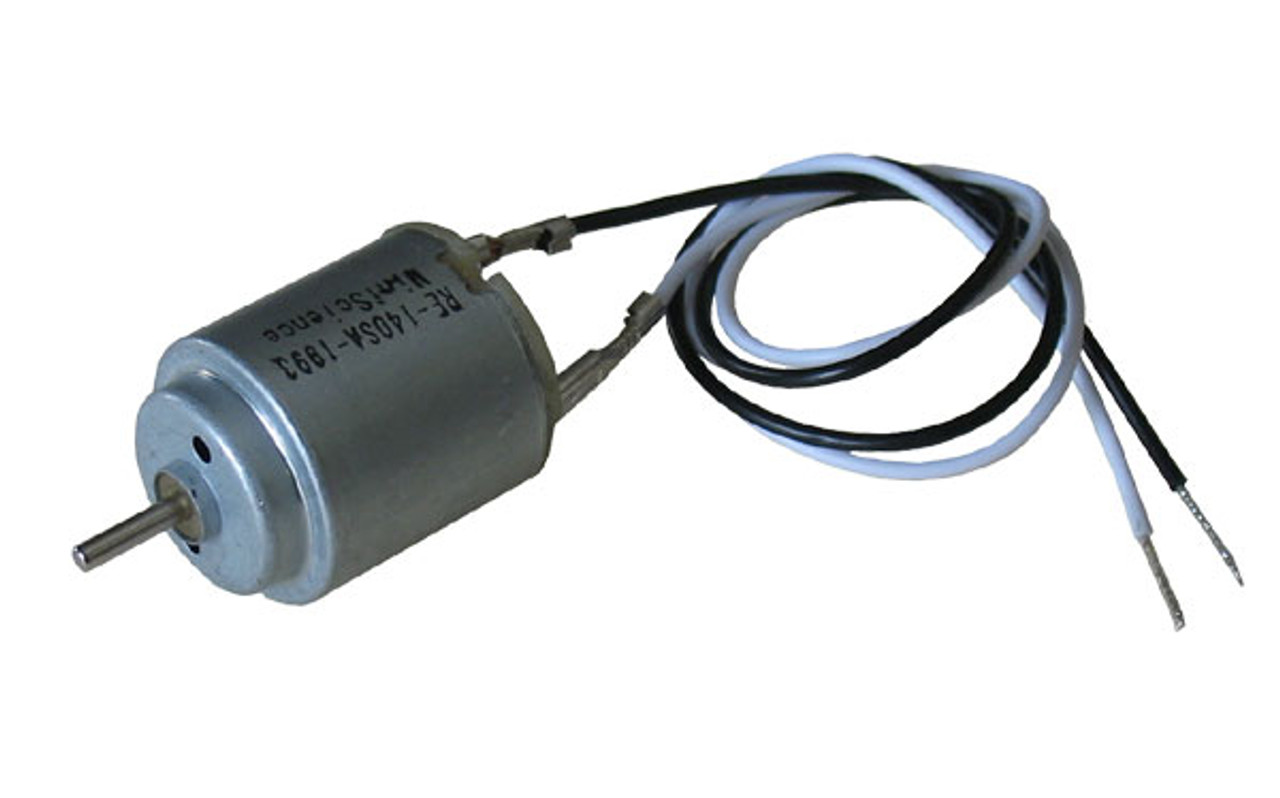 Motor Generator model RE140SA can operate as a high torque motor or as a generator.