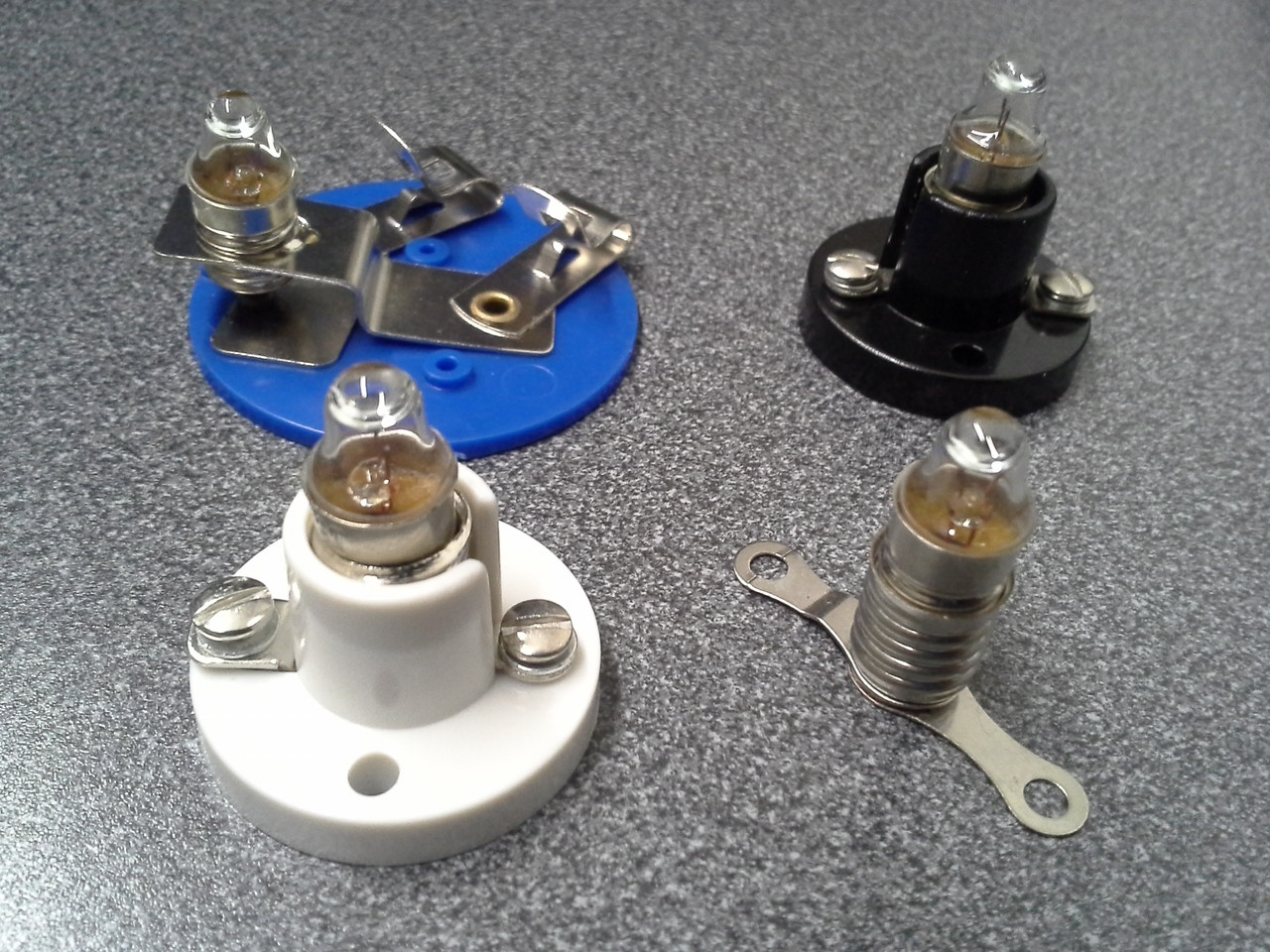Miniature Light Bulbs, 2.25 Volt (Pack of 10)