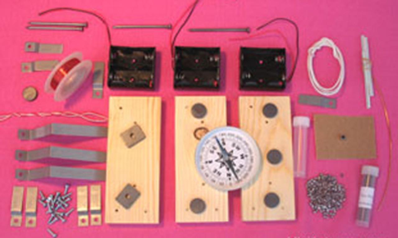 Electromagnetism Advanced Science Kit