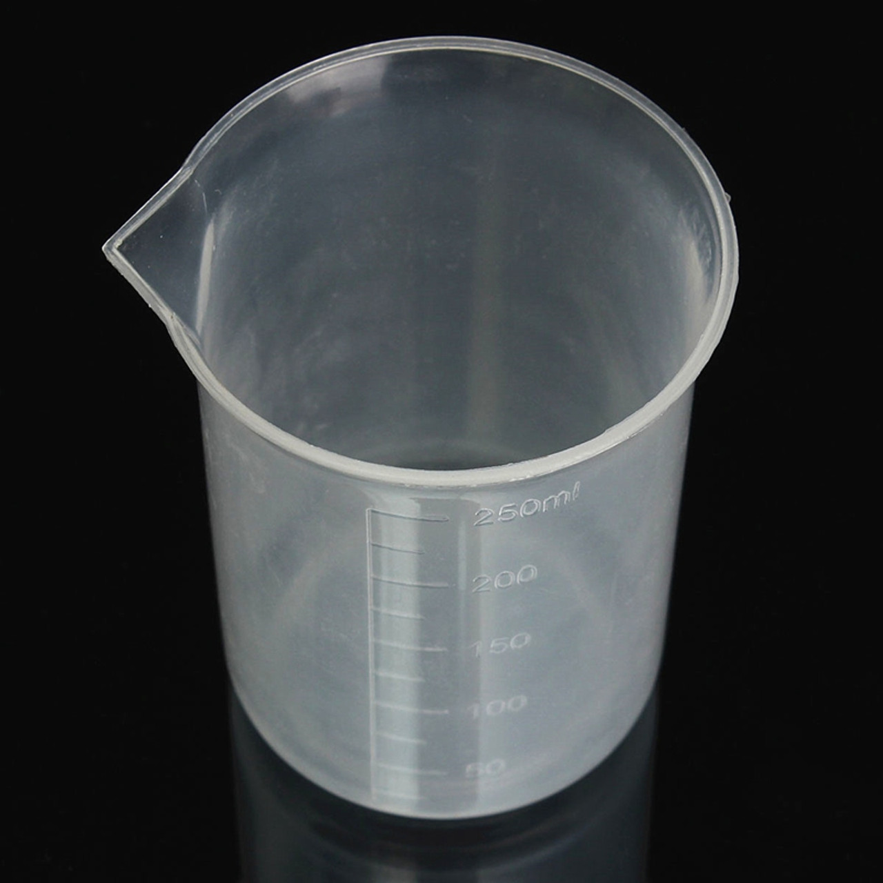 Beaker 250mL, Polypropylene