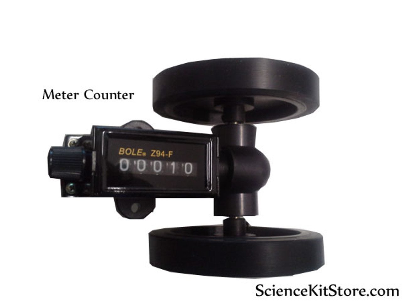 Metric measuring wheel, Meter Counter, Rolling Type