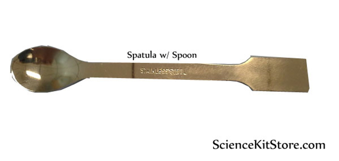Spatula with Spoon 6""
