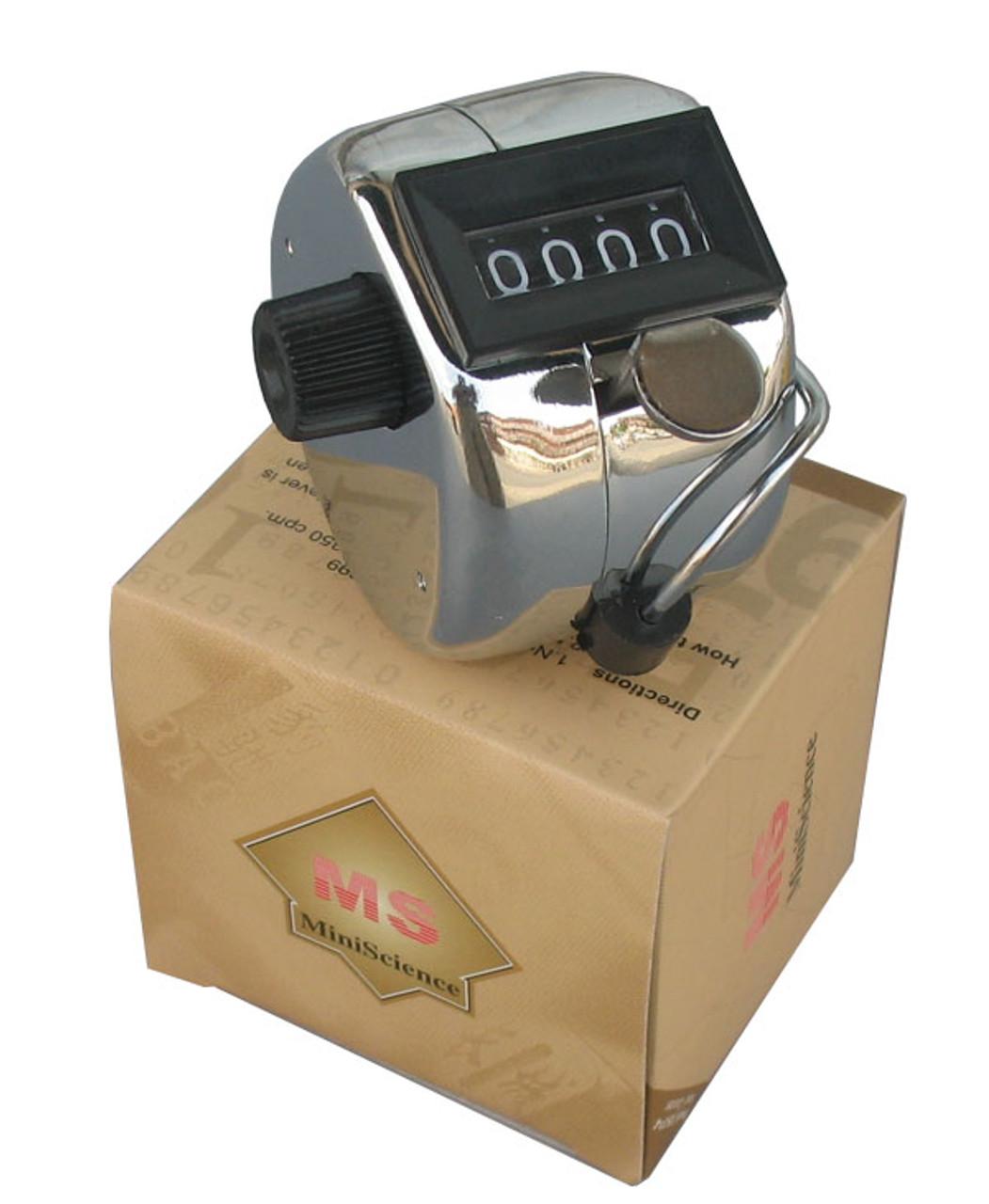 Hand Counter, High Quality, Metallic, Wholesale