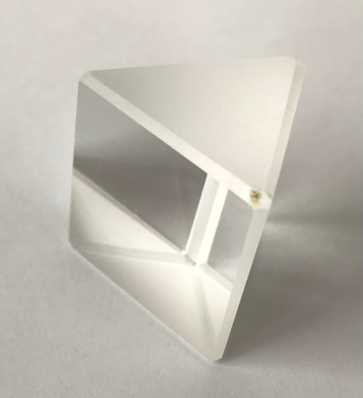 Glass Prism, Equilateral (Length 25 mm, Face 25mm)